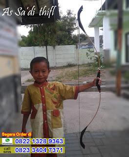 Jual Busur Panah Anak | Busur Panah Anak Anak | As Sa'di thifl