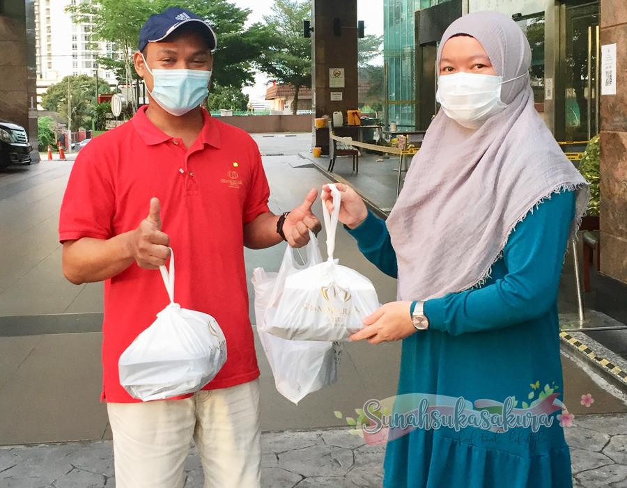 Jom Order Menu Paragon TakeawayLicious by Grand Paragon Hotel, Johor Bahru!