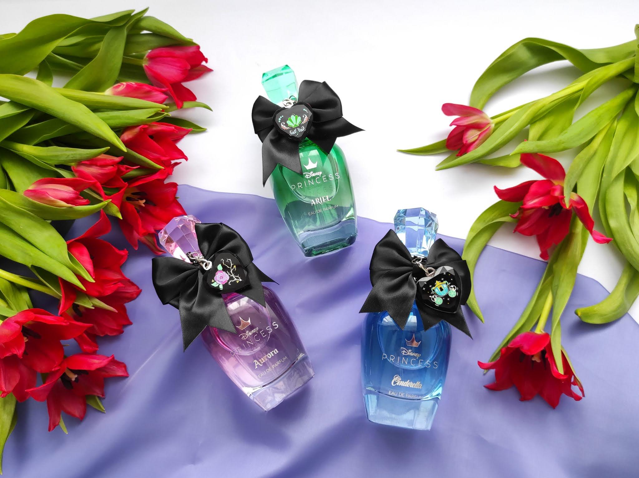Disney Princess- perfumy księżniczek