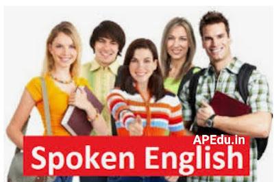 Spoken English comprehensive English conversation ,