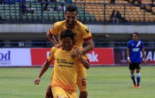 Sriwijaya FC vs PSM Makassar 3-0 Piala Presiden 2018