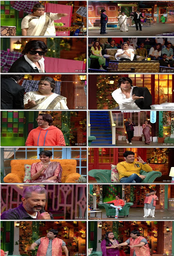 Download The Kapil Sharma Show 23rd August 2020 Complete Episode HDTV 480p || Movies Counter 1