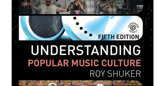 Understanding Popular Music Culture 5th Edition