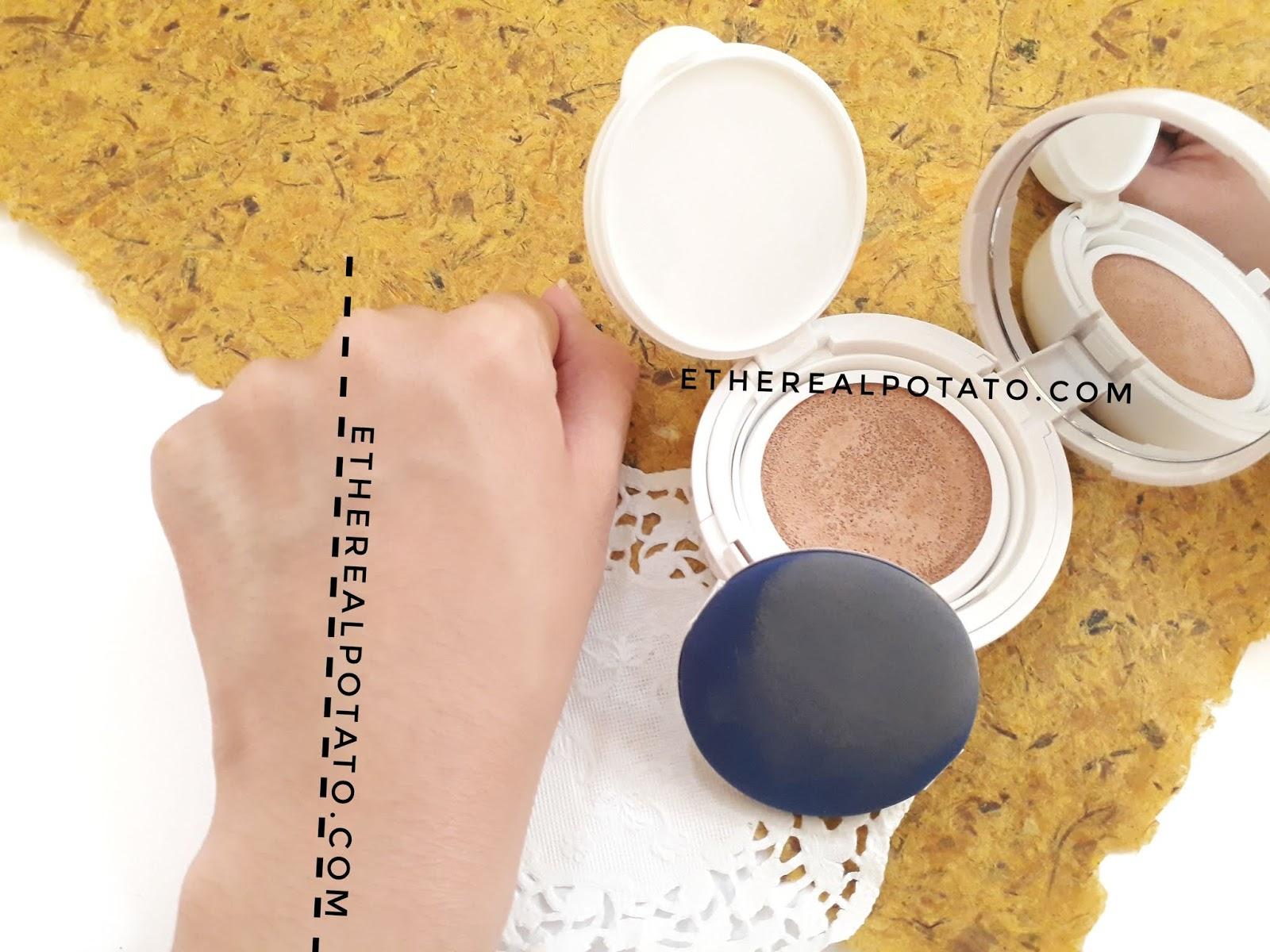Review Get Glowing With Bioaqua Snow Bb Cream Air Cushion