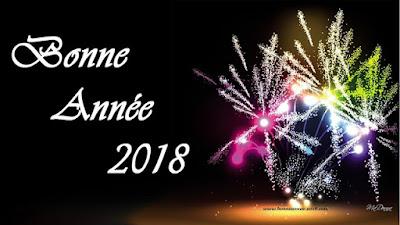 Image bonne année 2018
