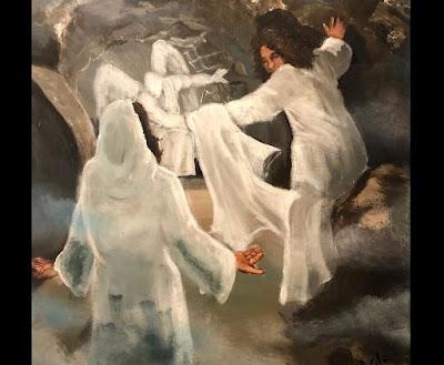 The Bride of Christ by Deborah Waldron Fry