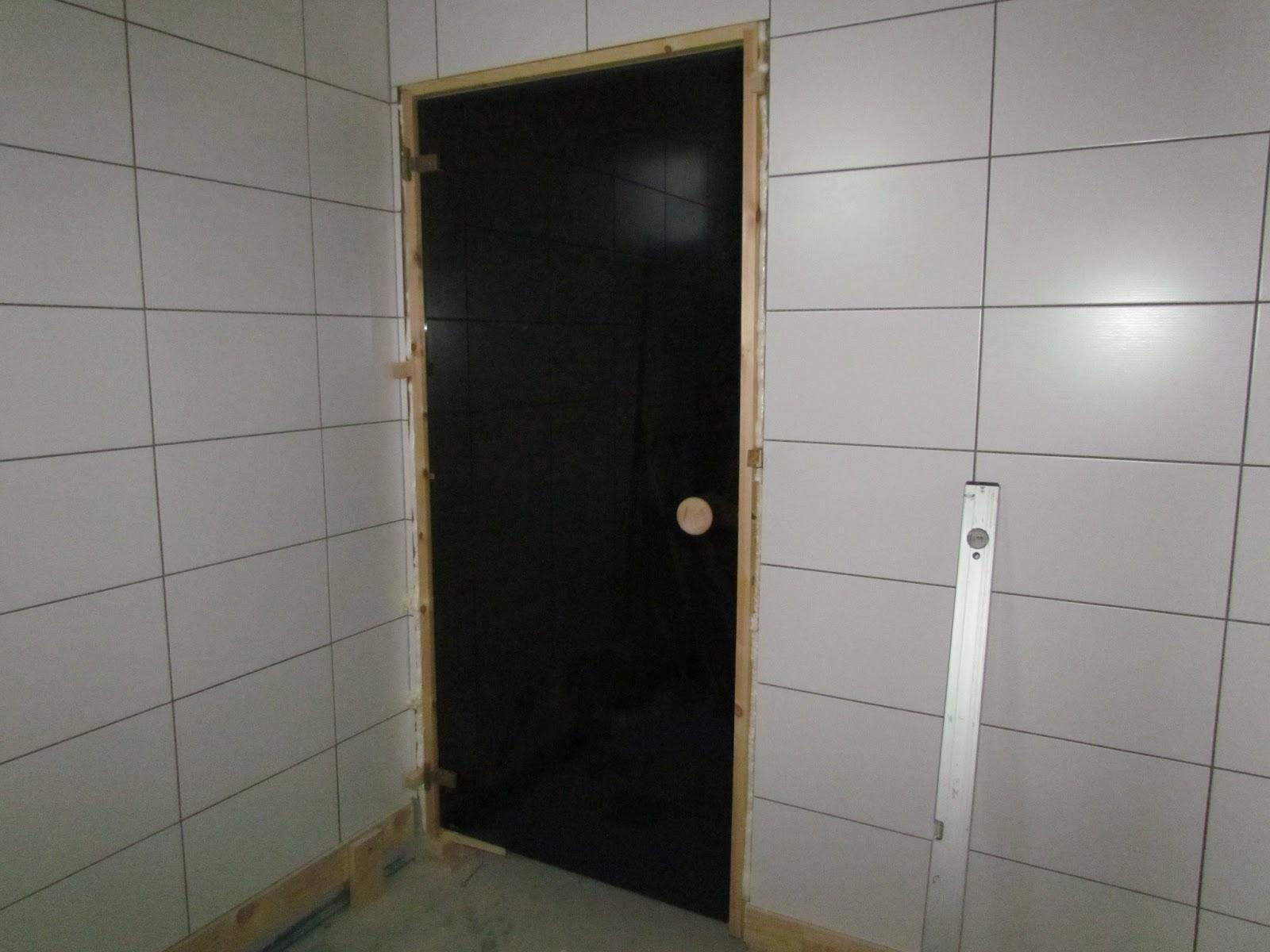 Sauna Ovi