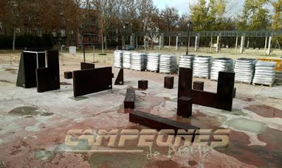 Parkour Aranjuez