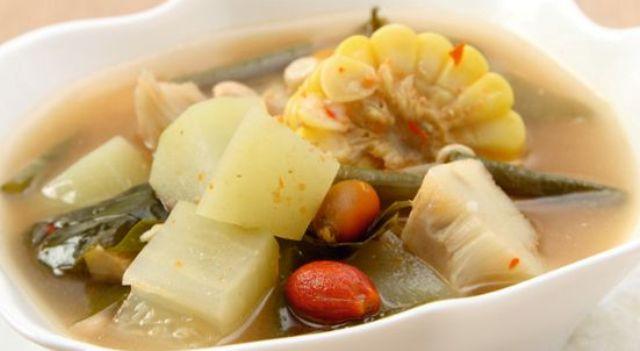 Seger Banget Buka Puasa Dengan Sayur Asem Jakarta