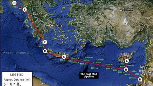 Ενισχύεται το ενδιαφέρον για τους ελληνικούς υδρογονάνθρακες