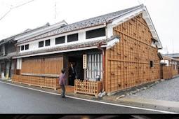 最古級の建物旧清水家住宅