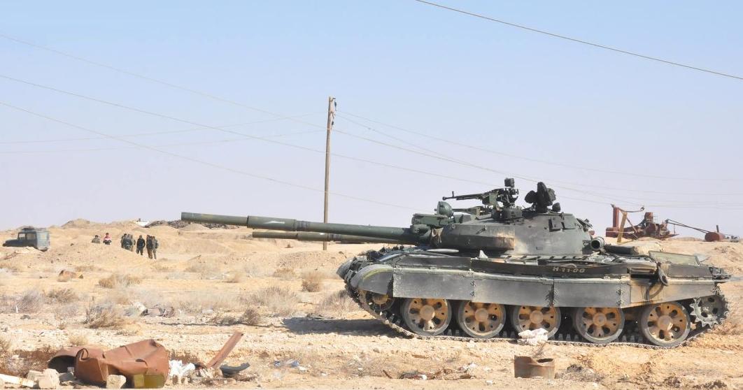 Resultado de imagem para t-62m syria