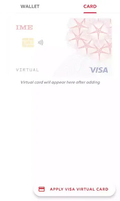 IME Pay's Virtual Visa Card and It's Features, How to get it ?