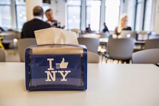 Mewahnya Kantin para Karyawan Facebook
