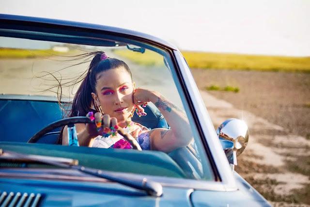 """Denise Rosenthal muestra su lado romántico en su nueva canción y videoclip """"Dormir"""""""