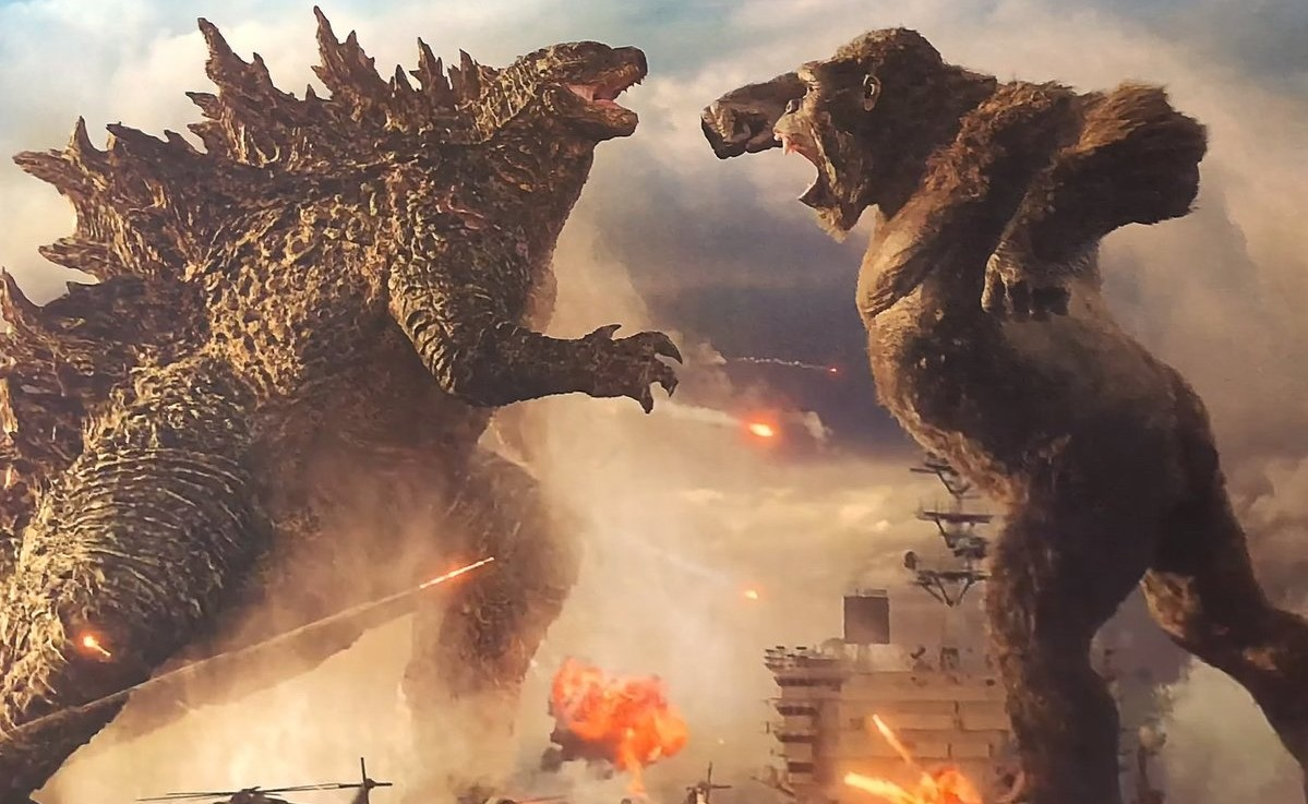 Godzilla vs Kong: Netflix e HBO Max disputam direitos de streaming do blockbuster