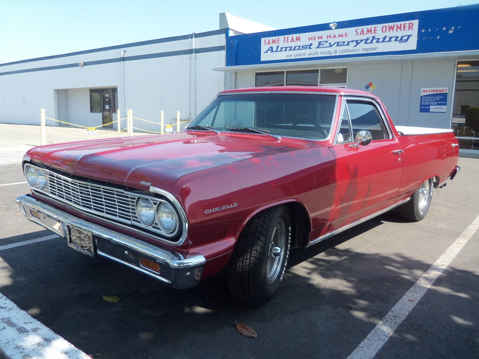Auto Body Collision Repair Car Paint In Fremont Hayward Union City 1964 Chevy Truck Colors After
