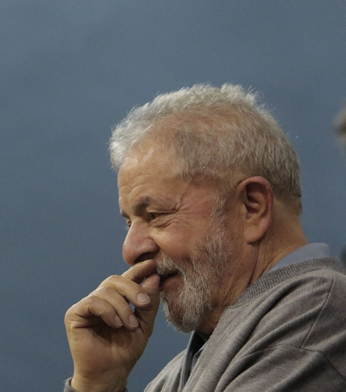 "Lula foi ""o grande general"" do esquema na Petrobras, acusa Lava Jato"