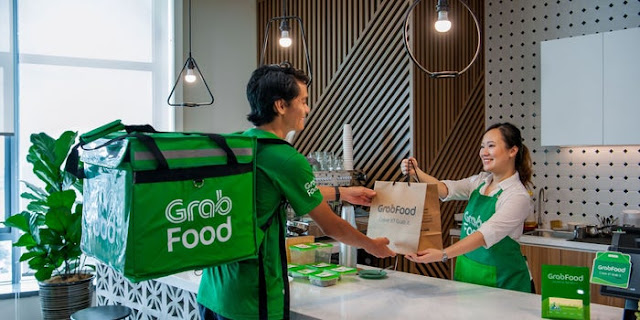 REGISTER GRAB FOOD RIDER REGISTRATION GRABFOOD