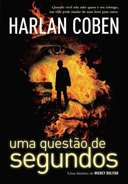 Uma Questão de Segundos Harlan Coben