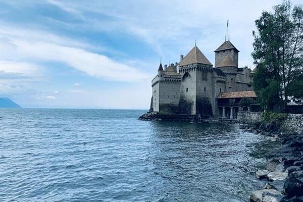 Chillon Castle, Geneva
