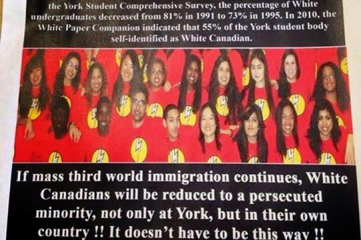 York University Flyer