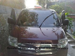 Bandung car rent