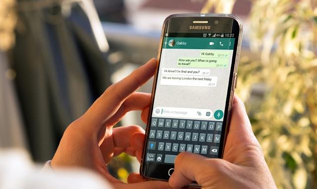 Cara Kirim Pesan Teks Kosong di WhatsApp, SMS, Line, Facebook, dan Instagram