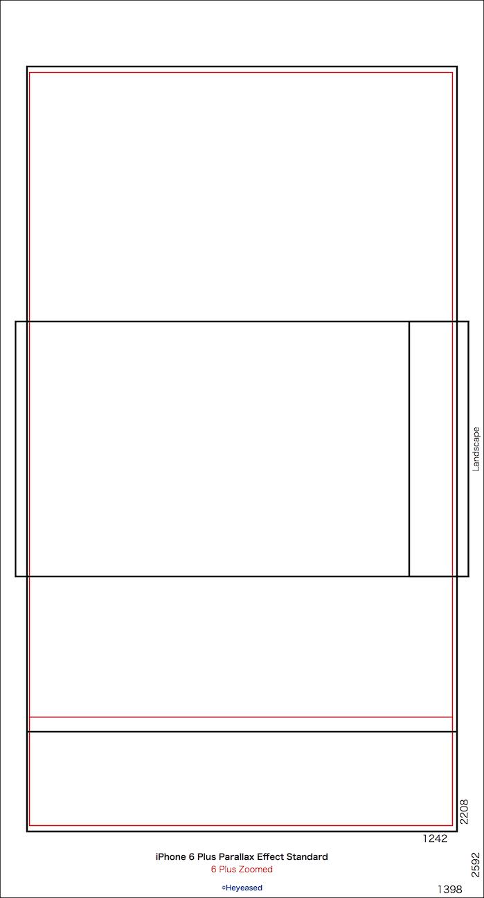 Iphone 6s 6s Plusの壁紙サイズは同じになる 不思議なiphone壁紙