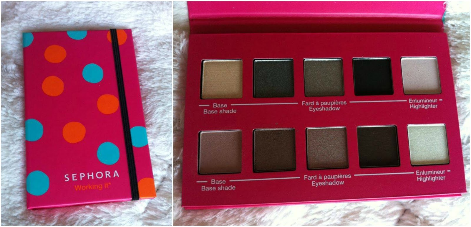 My Beauty Notebooks: Eye, Face & Lip Palettes by Sephora Collection #21