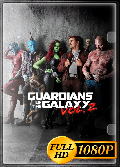 Pelicula GUARDIANES DE LA GALAXIA VOL. 2 (2017) FULL HD 1080P LATINO/INGLES Online imagen