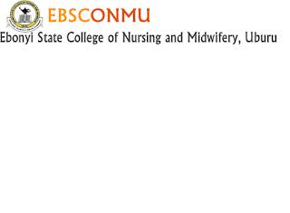 EBSCONMU General Basic Nursing Admission Form 2020/2021