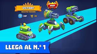 Descargar Tanks A Lot! MOD APK con Munición Infinita para Android Gratis 5