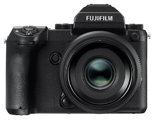 Fujifilm GFX 50S Medium Format Mirrorless Digital Camera