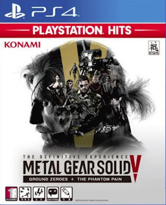 Download Metal Gear Solid V The Definitive Experience For PS4