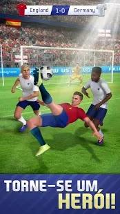 occer Star 2019 Futebol Hero: O verdadeiro jogo de futebol de brasileirão