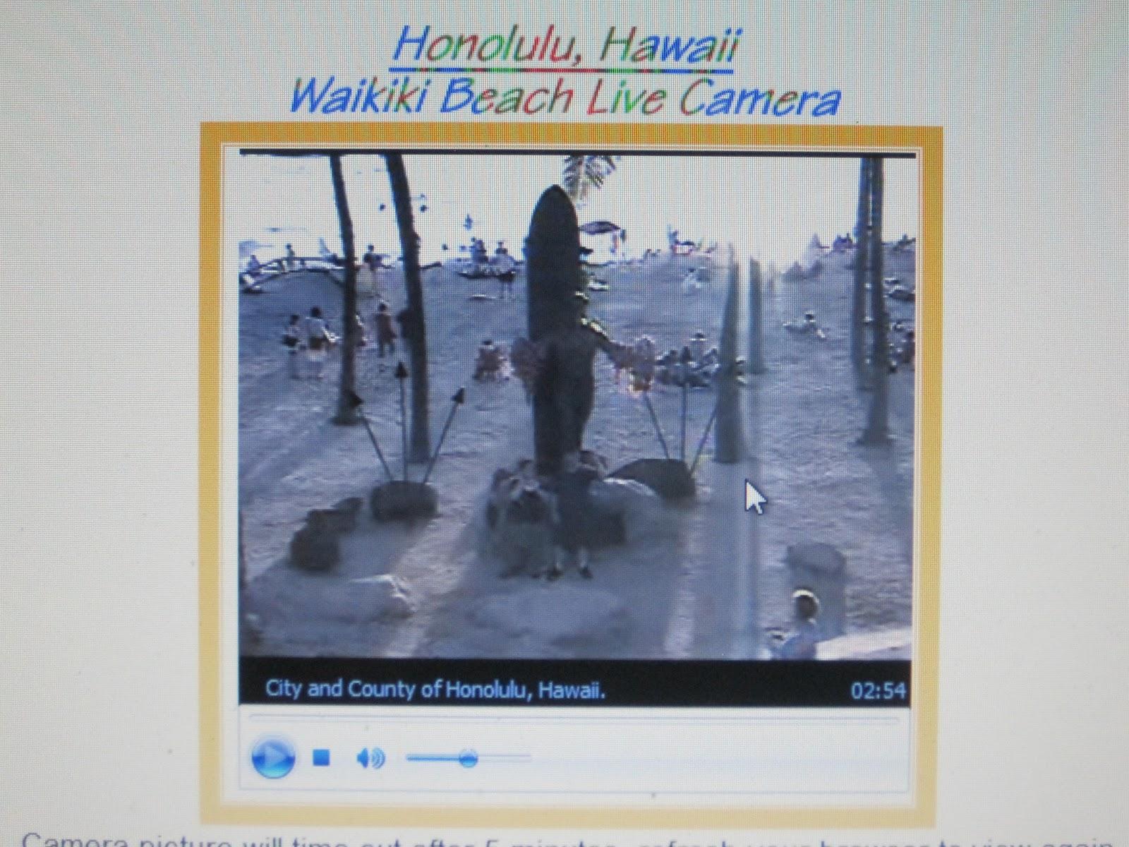 The Ercanbrack's: Hawaii Vacation Day 8 - Waikiki Beach