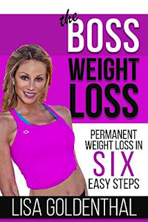 The Boss Weight Loss: Permanent Weight Loss in Six Easy Steps free book promotion Lisa Goldenthal