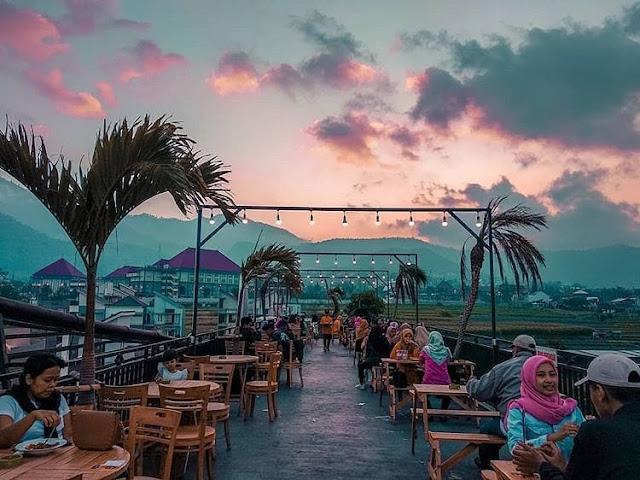 Cafe Cokelat Klasik Batu Malang