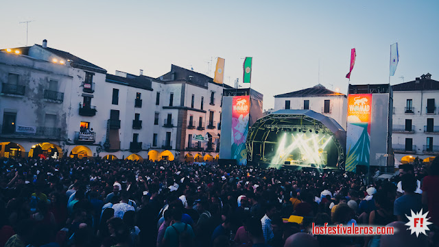 Womad Cáceres 2019