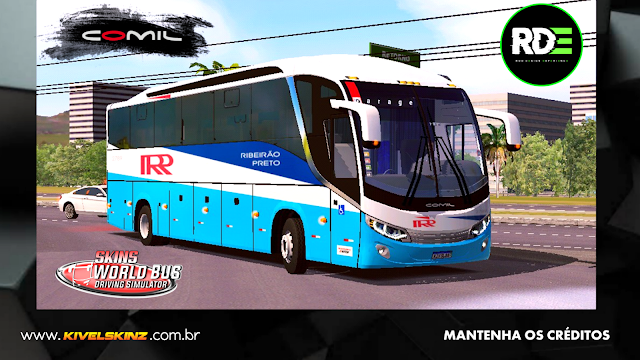 COMIL 1200 4X2 - RÁPIDO RIBEIRÃO PRETO
