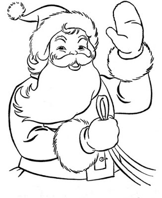 Merry christmas drawing pictures