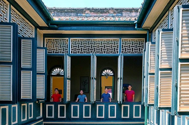 Destinasi Wajib di Medan Penuh Sejarah: Tjong A Fie Mansion