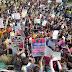 केवाईएस ने दिल्ली विश्वविद्यालय में आयोजित क्लास बॉयकॉट और मार्च में हिस्सेदारी निभाई   KYS held a stake in Class Boycott and March held at Delhi University