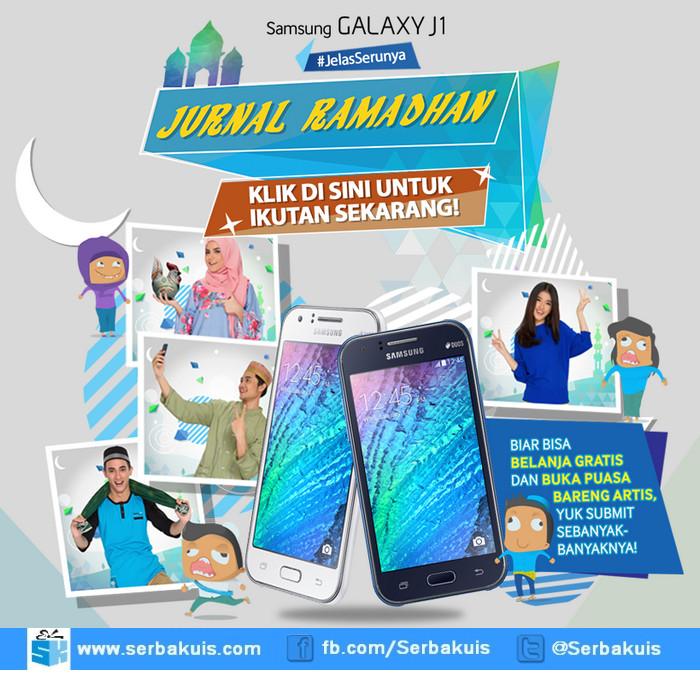 Kontes Foto Jurnal Ramadhan Berhadiah 3 Samsung GALAXY J1