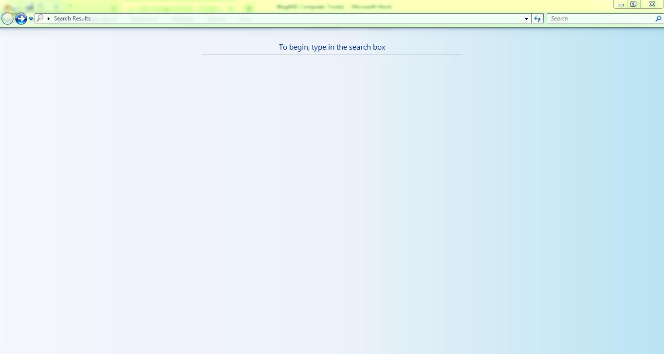 search box shortcut key