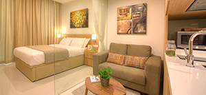 Serviced Apartment - Type B