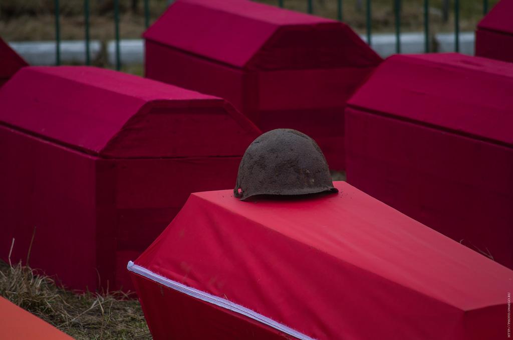 Красный Бор. Воинское захоронение.