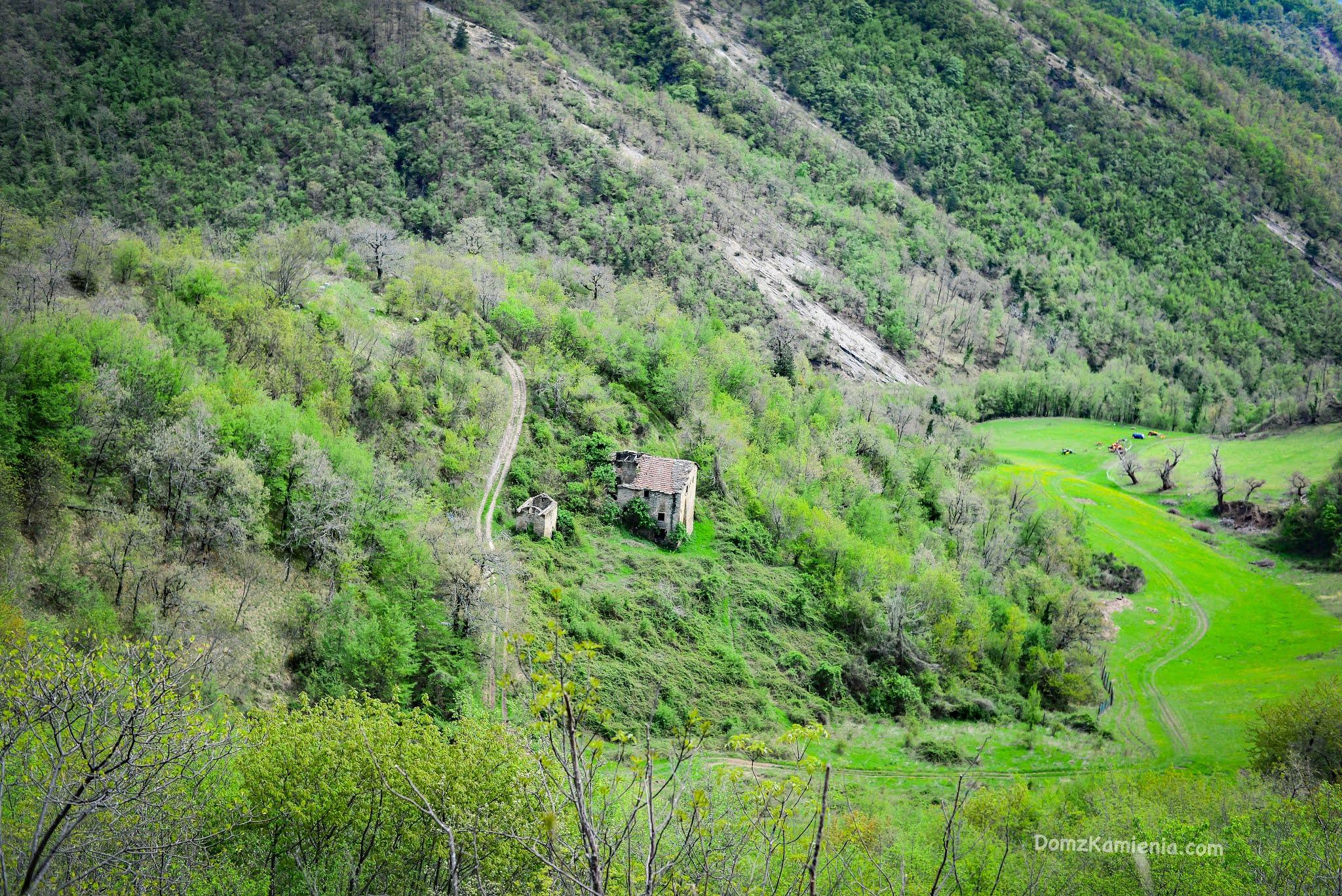 Dom z Kamienia, blog, Marradi, Kasia Nowacka