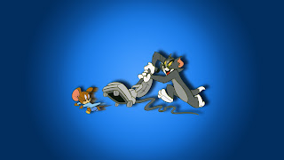Tom and Jerry PS3 Wallpaper